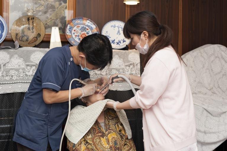 訪問歯科 実施医院